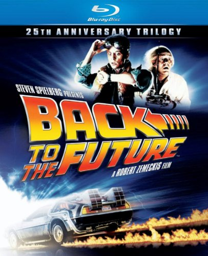Back to the Future: 25th Anniversary Trilogy cover