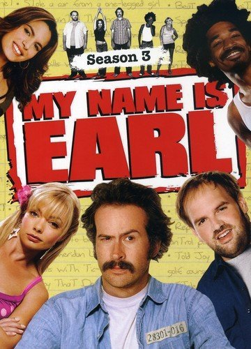 My Name is Earl - Season 3 DVD