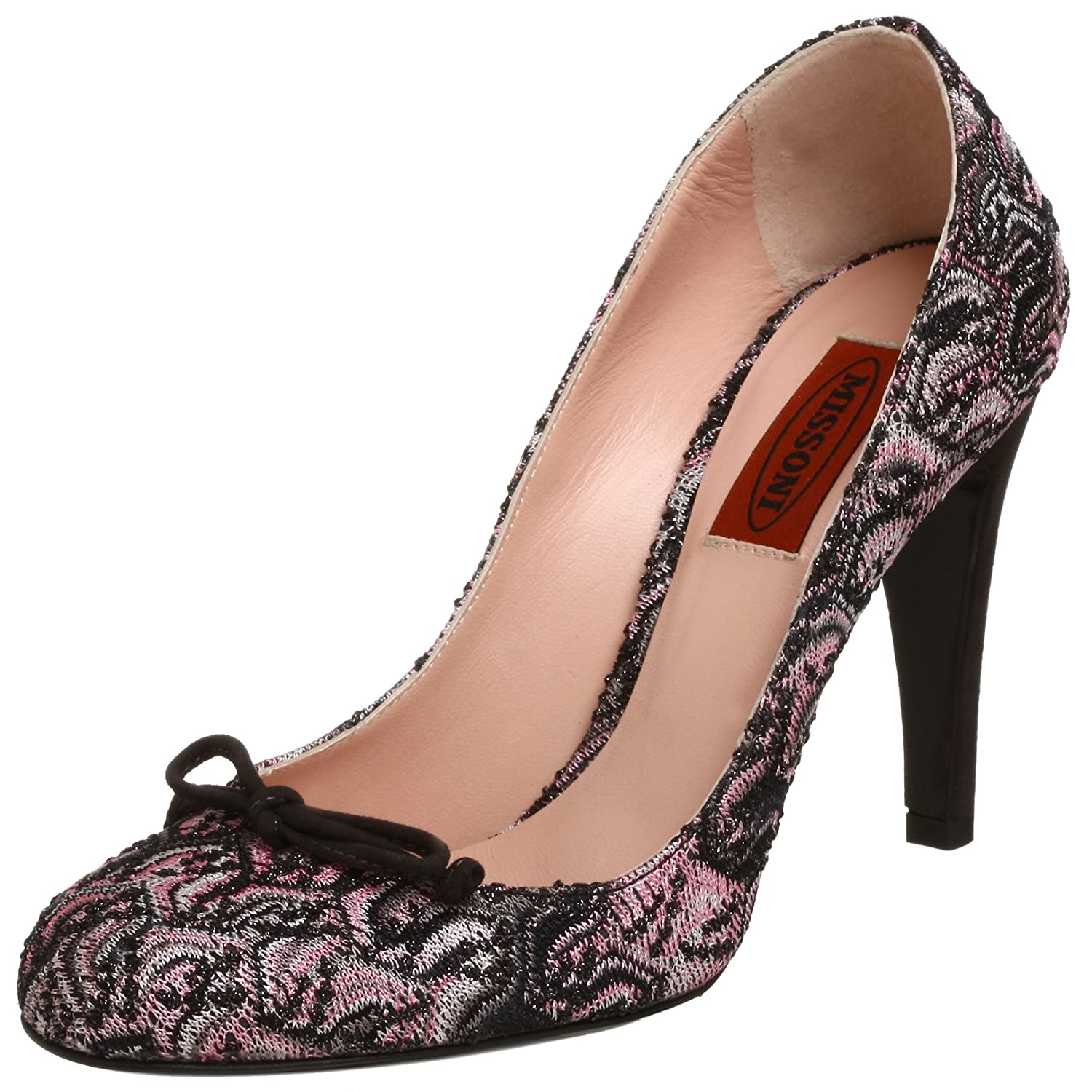 Missoni Women's MM02U Pump - Free Overnight Shipping & Return Shipping: Endless.com :  luxury shoe shoes style