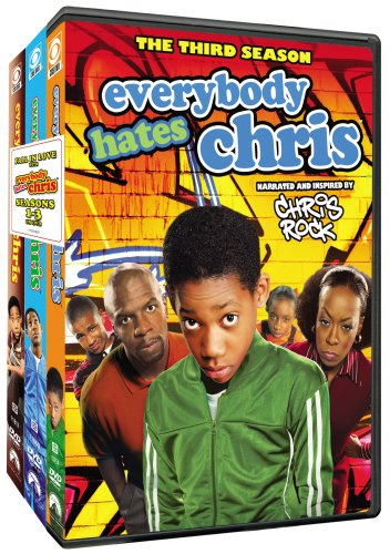 Everybody Hates Chris - Seasons 1-3 DVD