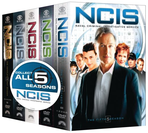 NCIS - Seasons 1-5 DVD