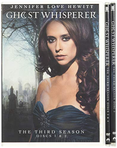 Ghost Whisperer - The Third Season DVD