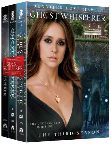 Ghost Whisperer: Three Season Pack DVD