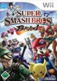 Super Smash Bros. Brawl: Nintendo Wii: Amazon.de: Games cover