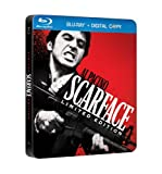 Scarface Limited Edition Steelbook [Blu-ray + Digital Copy]