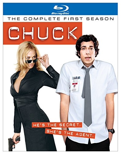 Chuck - Season 1 [Blu-ray] DVD