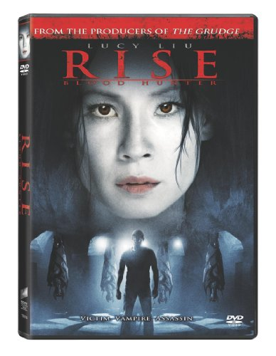 Rise: Blood Hunter  DVD