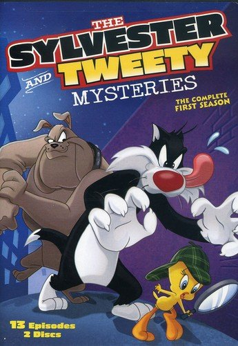 The Sylvester and Tweety Mysteries cover