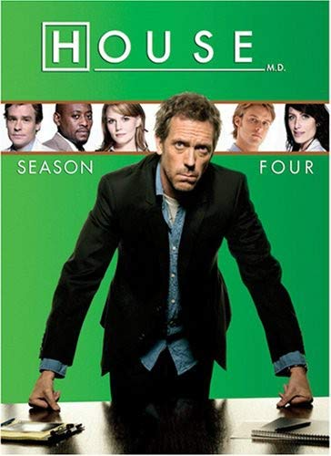 House, M.D. - Season 4 DVD