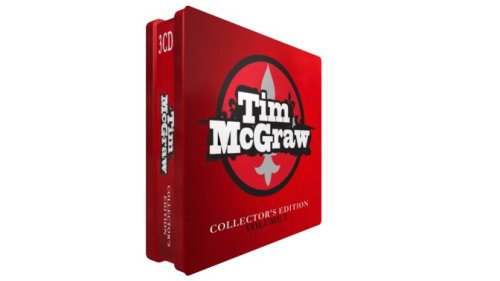 Tim McGraw Collector's Edition #2