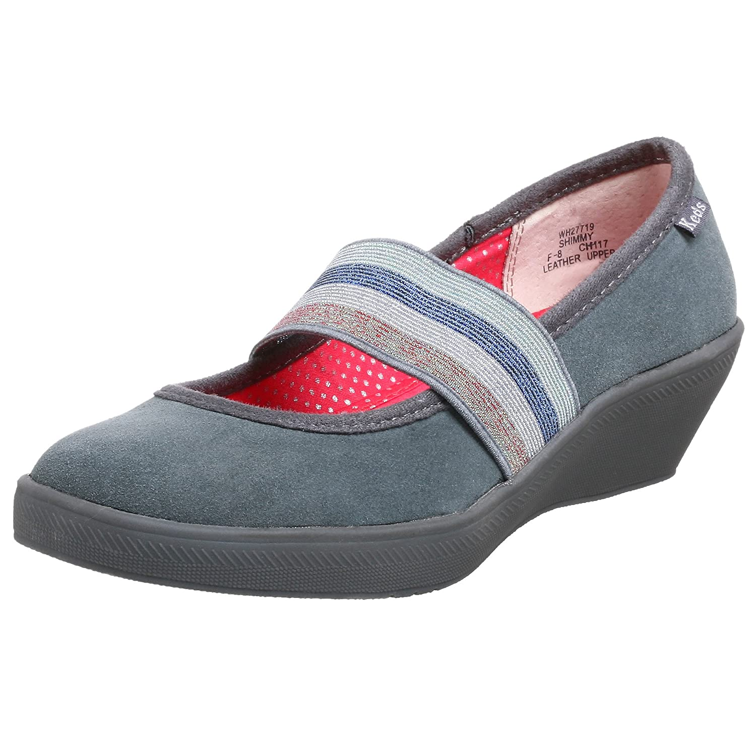 Keds Women&#039;s Shimmy Wedge - Free Overnight Shipping &amp; Return Shipping: Endless.com from endless.com