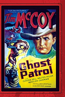 SUNDAY CINEMA: Ghost Patrol (1936) - A Science Fiction Western From the Golden Age