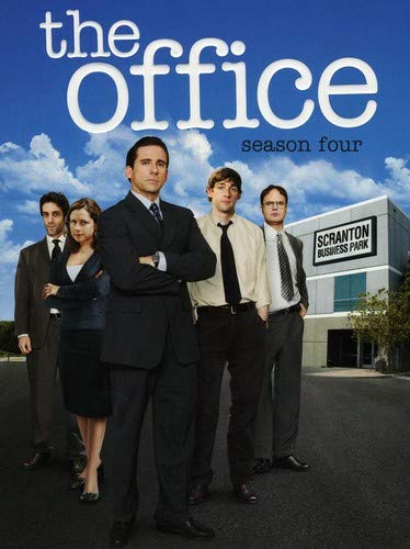 The Office: Season 4 DVD