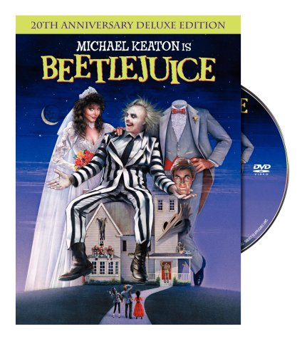 Beetlejuice 20th Anniversary Deluxe Edition