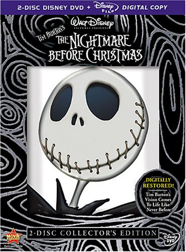 The Nightmare Before Christmas Two-Disc Collector's Edition