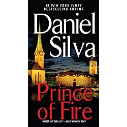 Prince of Fire (Gabriel Allon Series Book 5)