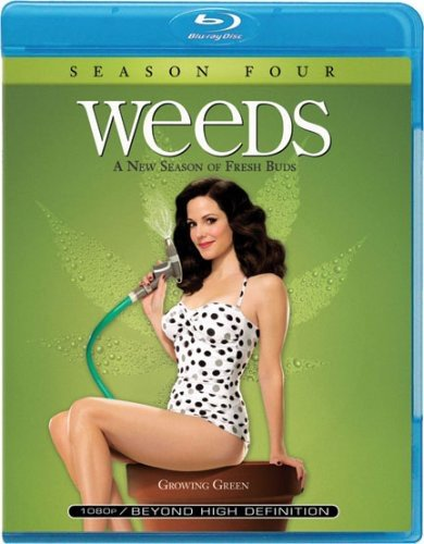 Weeds - Season 4 [Blu-ray] DVD