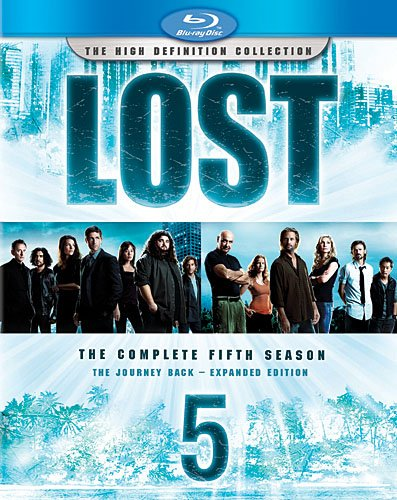Lost: The Complete Fifth Season [Blu-ray] DVD