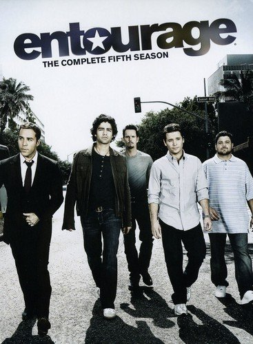 Entourage: The Complete Fifth Season DVD