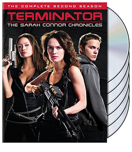 Terminator: The Sarah Connor Chronicles - The Complete Second Season DVD