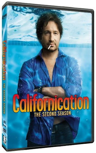Californication : The Complete Second Season DVD