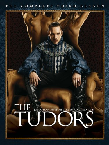 The Tudors: Season 3 DVD