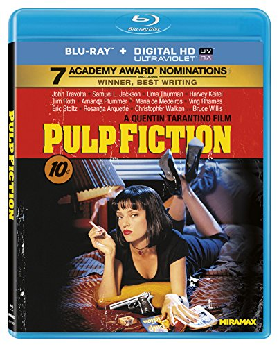 Buy The Pulp Fiction DVD