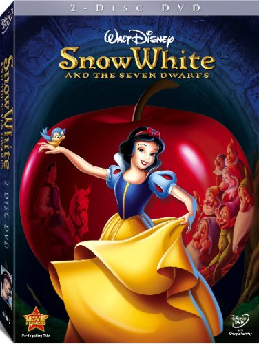 Snow White and the Seven Dwarfs Diamond Edition cover