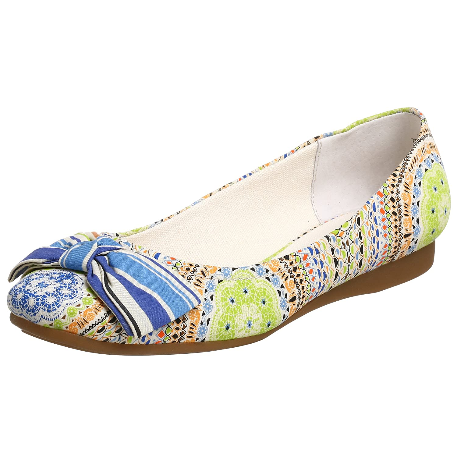 Nine West Women's Isadora Ballet Flat - Free Overnight Shipping & Return Shipping: Endless.com from endless.com