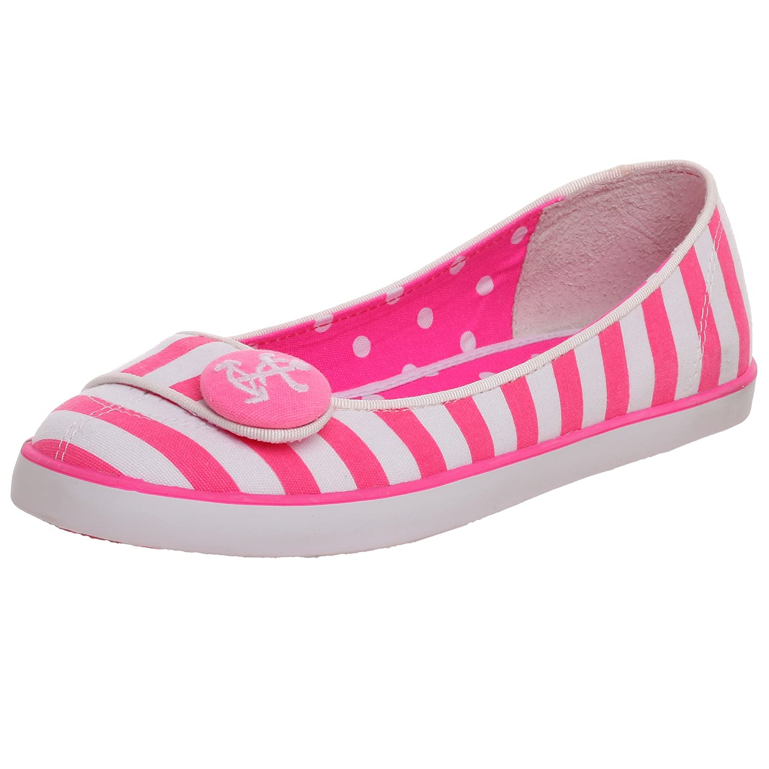 Betseyville Baylee Skimmer - Free Overnight Shipping & Return Shipping: Endless.com :  skimmer flats shoes canvas