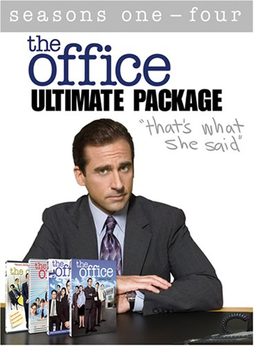 The Office: Seasons 1 - 4 Collection DVD