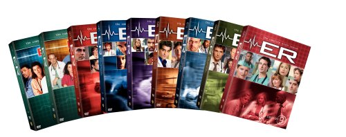 ER: The Complete Seasons 1-9 DVD
