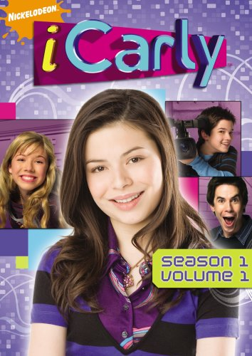 iCarly: Season 1, Vol. 1 DVD