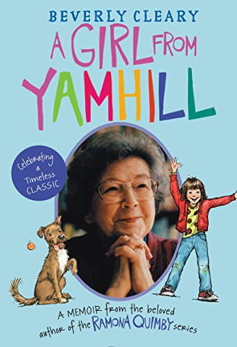 Book The Girl from Yamhill - Beverly Cleary