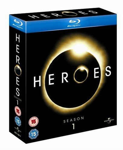 Heroes: Season 1 [Blu-ray] DVD