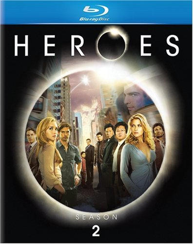 Heroes: Season 2 [Blu-ray] DVD