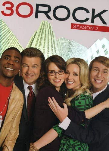 30 Rock: Season 2 DVD