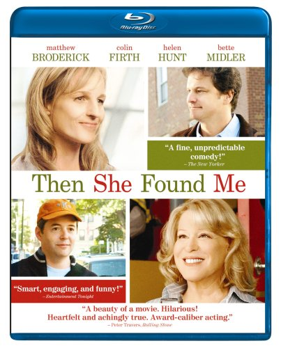 Then She Found Me [Blu-ray] DVD
