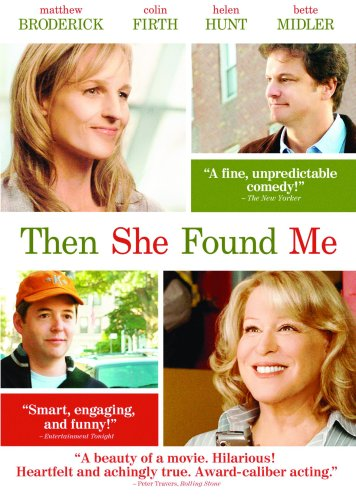 Then She Found Me DVD
