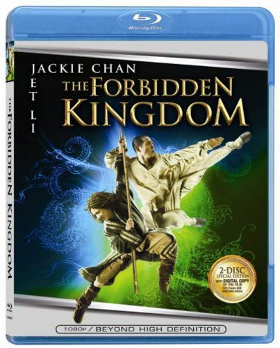 The Forbidden Kingdom  DVD