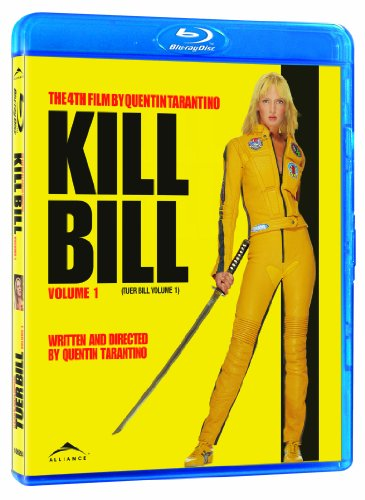 Kill Bill Volume One [Blu-ray] DVD
