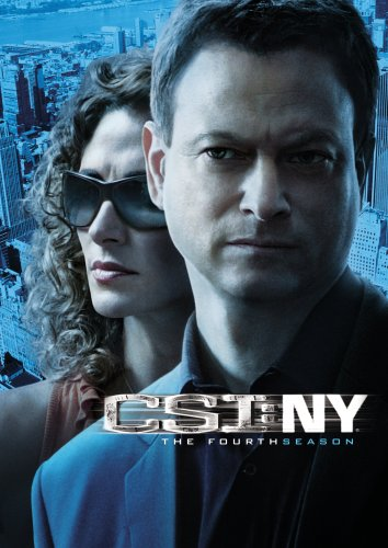 CSI: NY - The Fourth Season DVD
