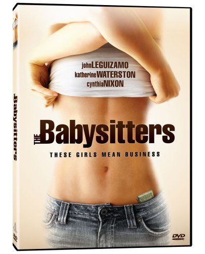 The Babysitters DVD