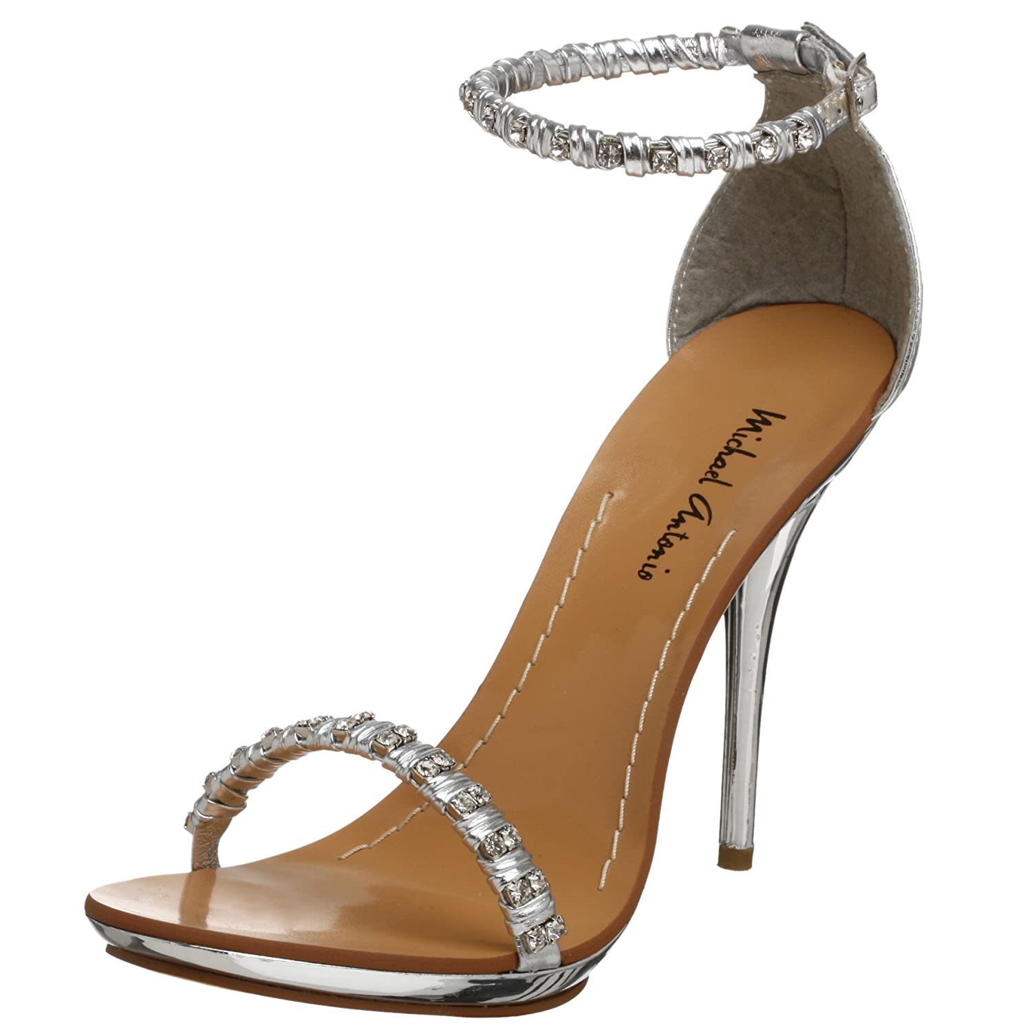 Endless.com: Michael Antonio Women's Touch Dress Sandal: Sandals - Free Overnight Shipping & Return Shipping