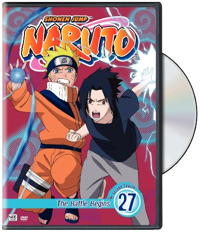 Naruto, vol. 27 DVD