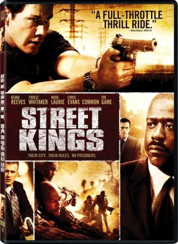 Street Kings DVD