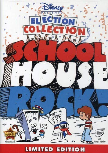 Schoolhouse Rock! Election Collection cover