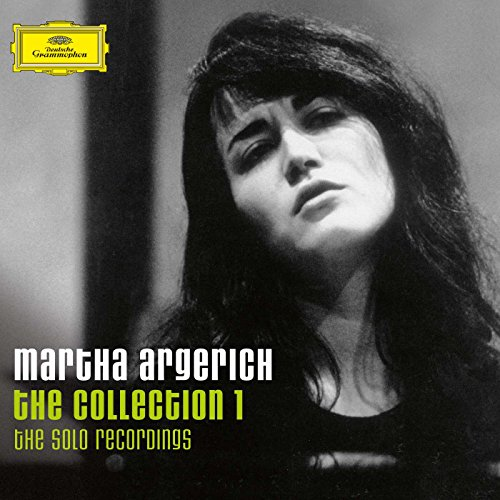 Martha Argerich: The Collection 1 - The Solo Recordings (Coffret 8 CD)