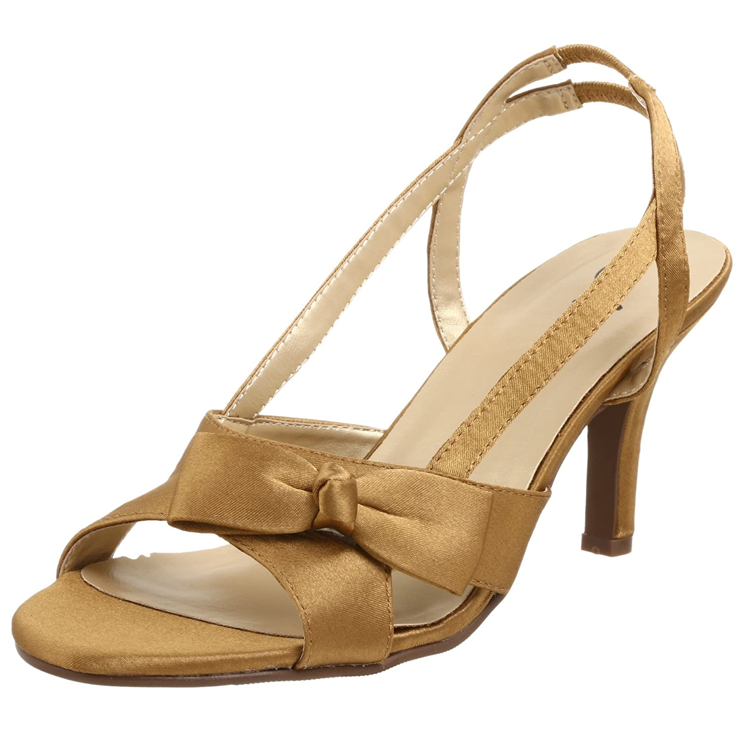Annie Women's Elegant Evening Sandal - Free Overnight Shipping & Return Shipping: Endless.com :  sandal evening shoes nude