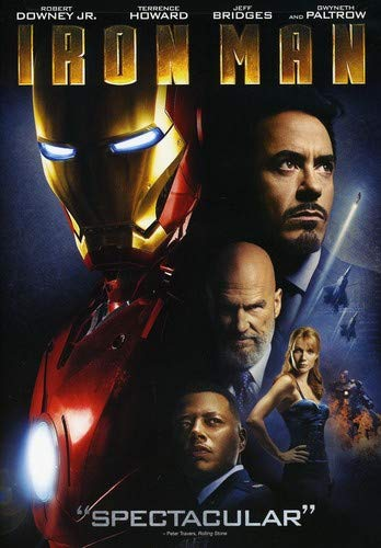Iron Man Single-Disc Edition cover